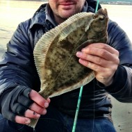 Lure Caught Flounder