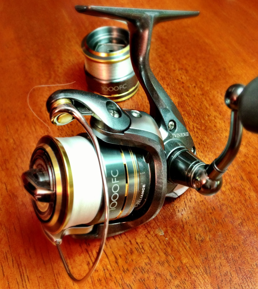 Shimano Twin Power 1000FC