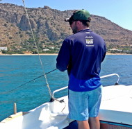 Boat Fishing Rhodes