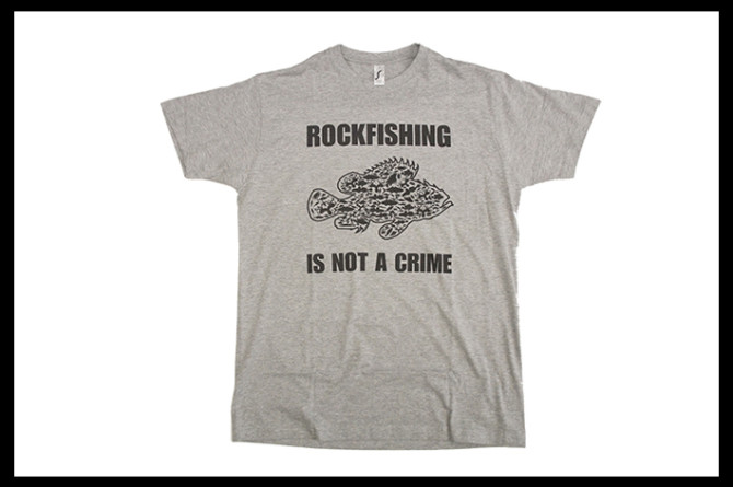 Rockfishing is not a crime