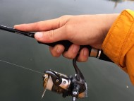 Light Range Fishing Grip