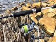 Light Range Fishing Rod Handle