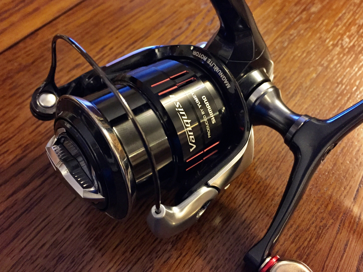 Tricked Out Shimano Vanquish With Yumeya And Livre Parts