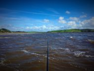 Fishing Welsh Estuary