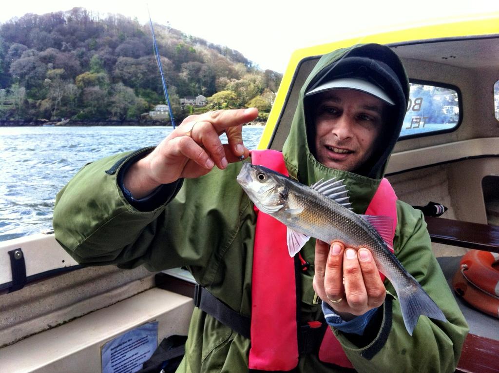 Early Bass in Devon