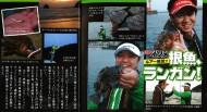 Japanese Marukyu Leaflet