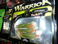 Fox Rage Warrior Stickleback