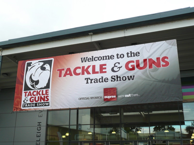 Tackle and Guns Trade Show 2012