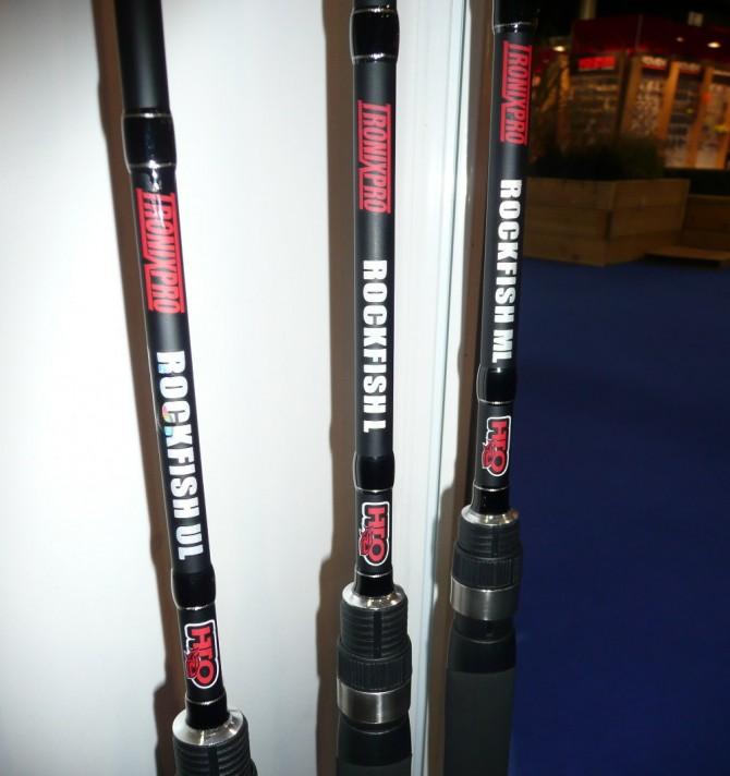 TronixPro Rockfish Rods