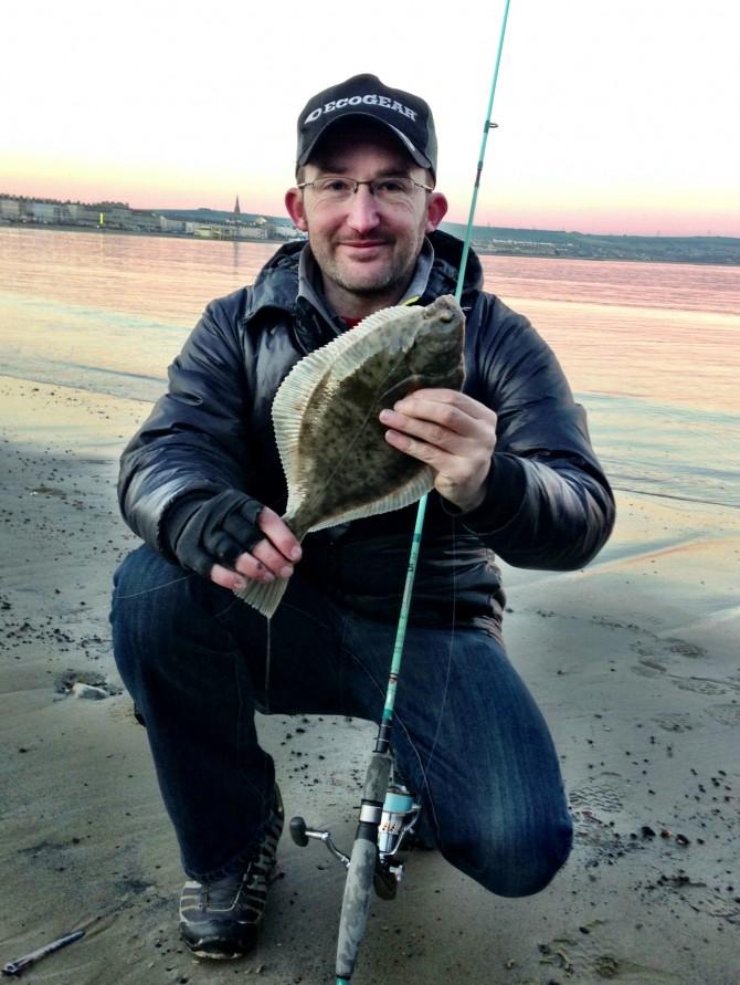 LRF Flounder Weymouth