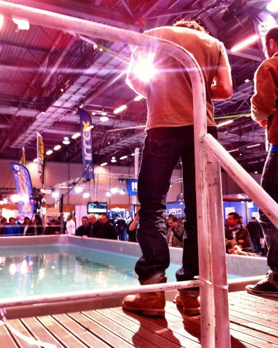 Nantes Fishing Show 2013