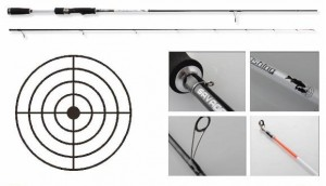 Savage Gear Light Range Fishing Rods