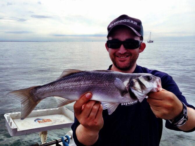 Bass at Sea