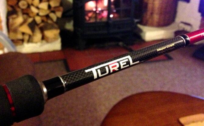 Major Craft Turel LRF Rod