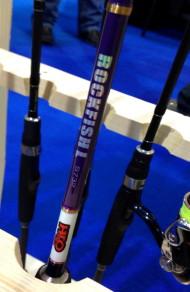 HTO Rockfish Deluxe LRF Rod