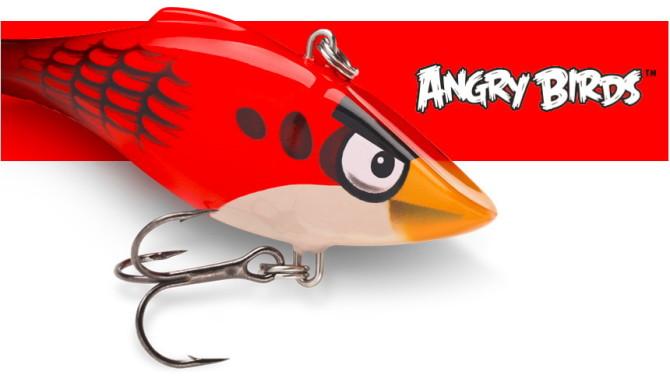 Rapala Rattlin Red Bird