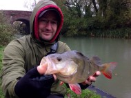 Big Perch on Kennet and Avon Canal