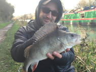 Big Perch on Kennet and Avon