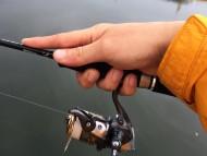 Light Range Fishing Grip