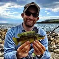 Testing the Light Range Fishing Rod