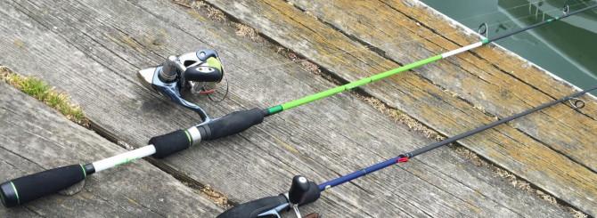 Reins Aji Ringer Professional Rod