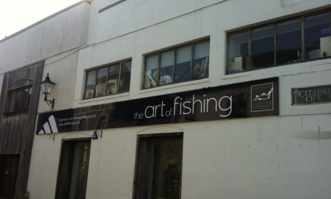 Art of Fishing Plymouth