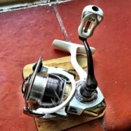 Daiwa Certate Limited 2004 in White