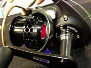 Megabass Lin 258HM Spinning Reel