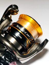 Shimano Soare CI4 500S Spool