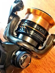 Soare CI4 500S Spinning Reel