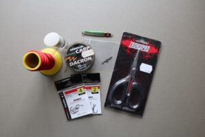 Equipment For Making Assist Hooks
