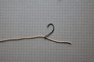 Thread Hook on Assist Cord