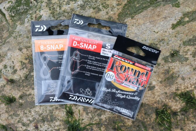 Ultralight Lure Clips