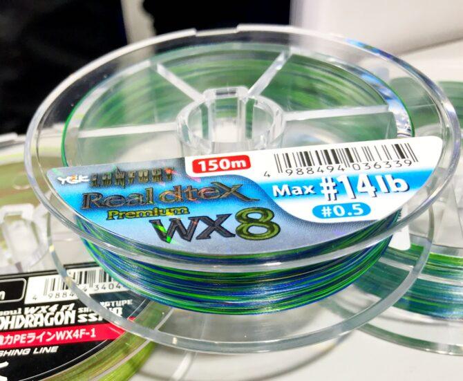 YGK Lonfort Real Dtex Premium WX8